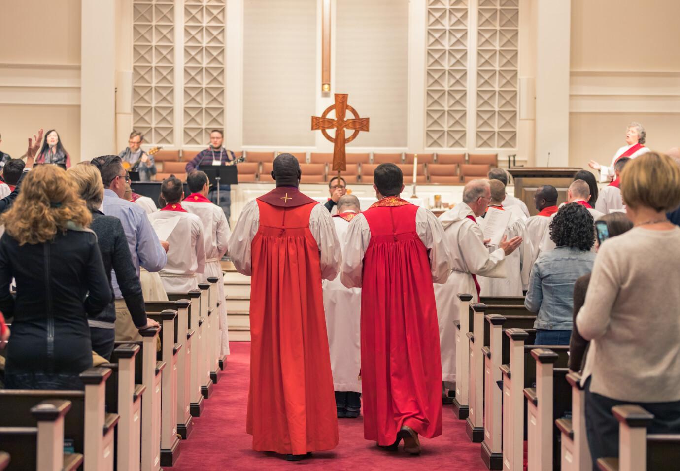 Election of a Bishop Coadjutor